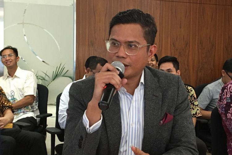 Deputy State-Owned Enterprises Minister Pahala Nugraha Mansury.