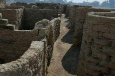 Kisah Kota Emas yang Hilang 3.000 Tahun, Peninggalan Firaun Terkuat di Mesir