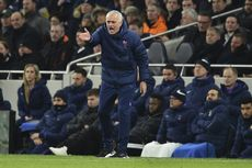 Tottenham Vs Norwich, Mourinho Sebut Timnya Tak Pantas Kalah