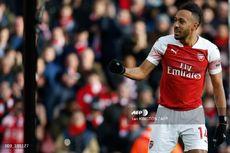 Aubameyang Ingin Jadi Legenda Arsenal