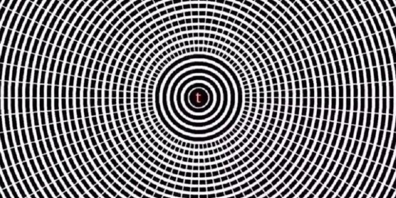 Sebuah video yang diunggah di Youtube dikatakan bisa mengakibatkan seseorang mengalami halusinasi karena ilusi optik.