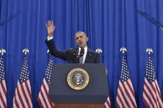 Obama Tak Akan Ungkap Laporan soal Metode Penyiksaan CIA