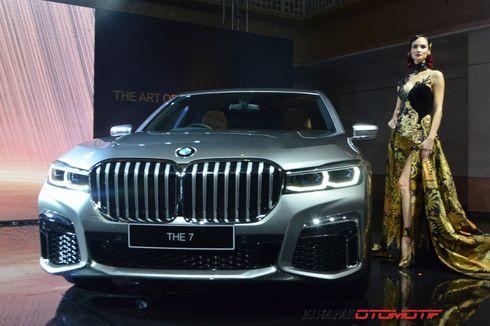 BMW Pede Jual Sedan Miliaran Rupiah Rakitan Sunter