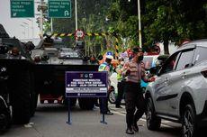 PPKM Level 4 Diperpanjang, Ingat Lagi Syarat Berkendara di Ibu Kota
