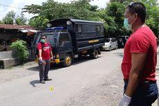 Polisi Olah TKP di Lokasi Penangkapan 10 Orang yang Diduga akan