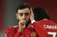 Man United Vs Roma, Fernandes Sebut Giallorossi Lawan Sulit, tetapi...