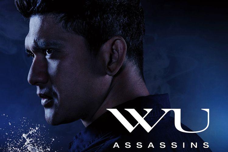 Poster seri Wu Assassins yang dibintangi Iko Uwais.