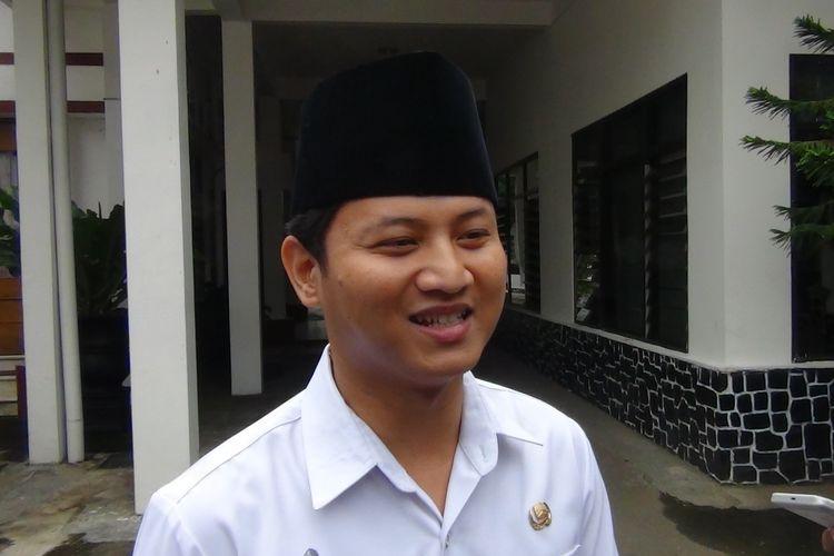 Plt Bupati Trenggalek Mochammad Nur Arifin