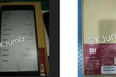 Bocoran Foto dan Spesifikasi Xiaomi Redmi Note 2
