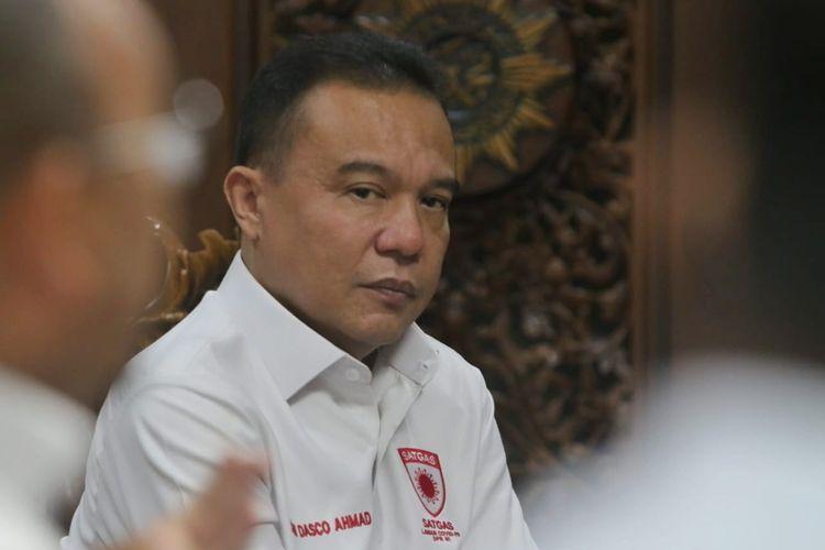 Wakil Ketua DPR Sufmi Dasco Ahmad