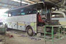 Seperti Mobil, Bus Juga Ada yang Melakukan Facelift