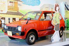 """Ini Mobil """"Matik"""" Daihatsu Pertama di Dunia"""