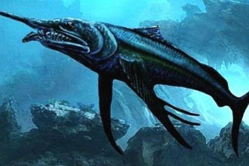 Fosil Ikan Pedang Purba Ditemukan di Pedalaman Australia