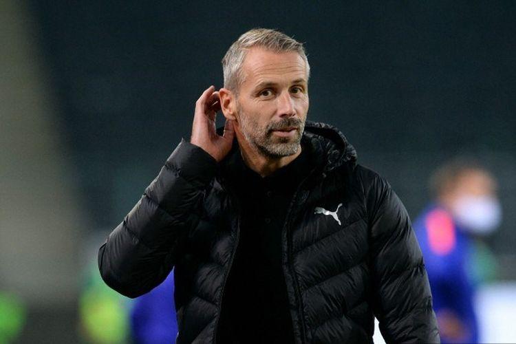 Pelatih baru Borussia Dortmund musim depan, Marco Rose