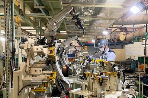 Hadapi Pasar Otomotif Global, Pabrikan Mulai Otomatisasi Robot