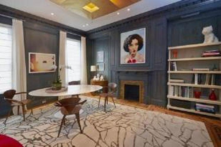 Rumah bandar peninggalan seniman serba bisa, Andy Warhol, akhirnya laku terjual.