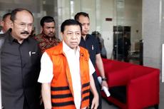 Melalui Surat, Setya Novanto Mengundurkan Diri sebagai Ketua DPR