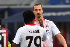 Bologna Vs AC Milan, Rossoneri Menang karena Penalti