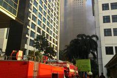 Kebakaran di Gedung Ditjen Pajak, Layanan Tutup Sementara