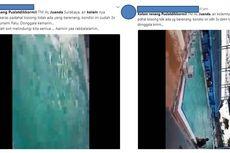 Gelombang Air di Kolam Renang Menurut Pakar Geologi ITS