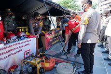 Antisipasi Longsor dan Karhutla, Polres Tana Toraja dan BPBD Cek Peralatan SAR