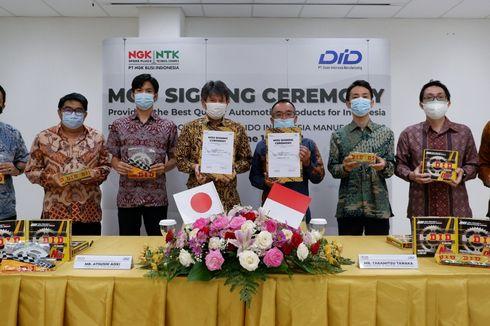 NGK Busi Mulai Jualan Rantai Motor DID di Indonesia