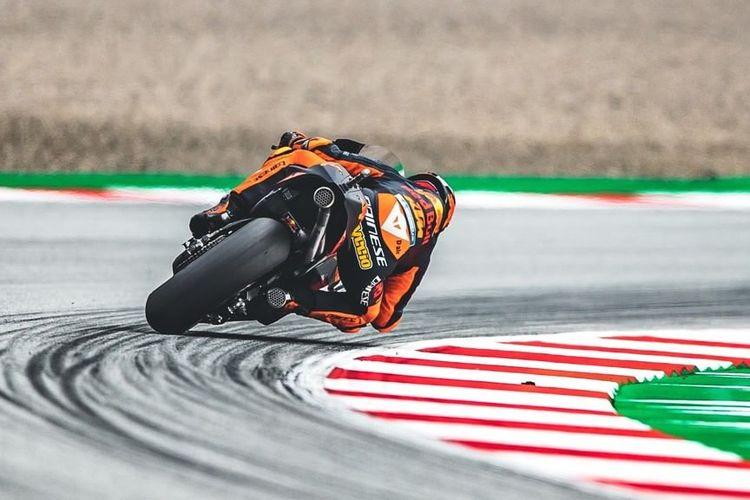 Pol Espargaro saat beraksi di MotoGP Austria 2020