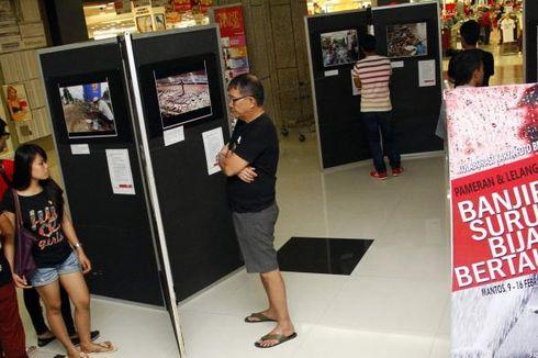 Menggugah Simpati Lewat Pameran Foto Bencana Manado