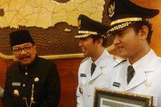 Usai Dilantik, Arifin Diberi Piagam Rekor Muri Wakil Bupati Termuda