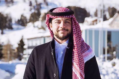 Muda dan Berpangkat Letnan, Ini Sederet Karisma Pangeran Mahkota Yordania