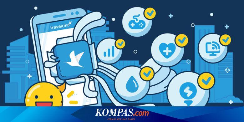Informasi Lengkap Soal Refund Dan Reschedule Di Traveloka Halaman All Kompas Com