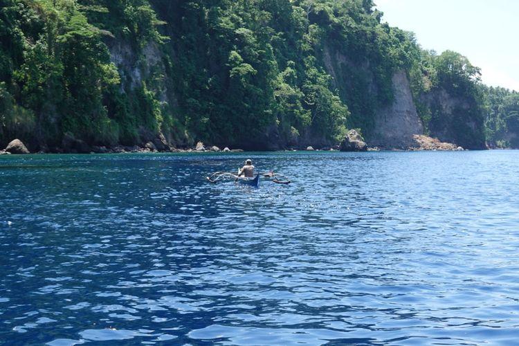 The Lost City di Kepulauan Sangihe