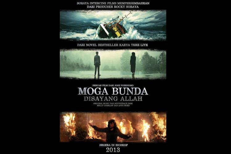 Film drama Moga Bunda Disayang Allah (2013) tayang mulai hari ini di Netflix.