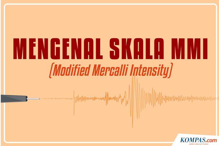 Mengenal Skala MMI (Modified Mercalli Intensity)