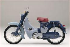 Sejarah Evolusi Honda Super Cub di Dunia