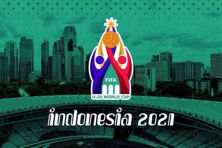 Logo Piala Dunia U20 2021