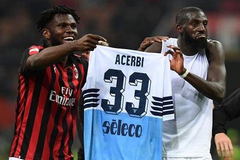 AC Milan Vs Lazio, Permintaan Maaf Bakayoko dan Kessie Kepada Acerbi