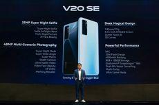 Vivo V20 SE Bisa Dipesan di Indonesia, Ini Fitur-fitur Unggulannya