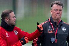 Bukan Fergie, Rooney Nilai Van Gaal sebagai Pelatih Terbaiknya
