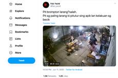 Viral Video Bawa Sepeda Brompton Masuk Cafe di Semarang, Begini Etikanya...