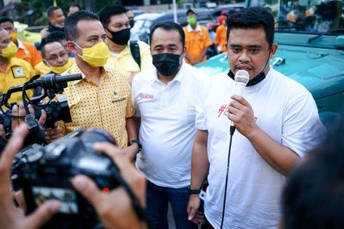 Hari Ini Pukul 08.00 WIB, Bobby Nasution Dilantik Jadi Wali Kota Medan