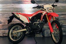 Honda CRF150 Standar Sudah Injeksi dan