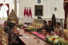 Bertemu di Istana, FKPPI Undang Jokowi Hadiri Jambore Bela Negara