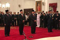 Live Streaming: Reshuffle Kabinet, Jokowi Mengganti Sejumlah Menteri