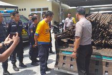 15 Satpam Ditangkap Polisi Saat Mencuri Besi Tua di Pabrik, Begini Kronologinya