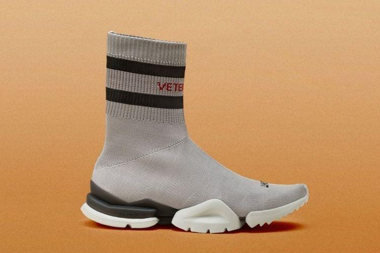 Vetements x Reebok Sock Runner