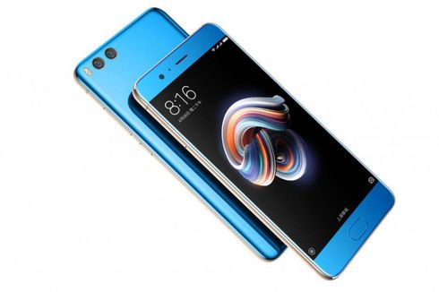 Skor Kamera Xiaomi Mi Note 3 Ungguli iPhone 7 Plus