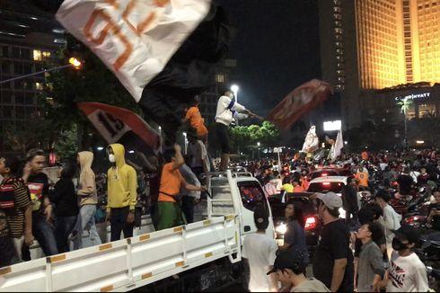 Polisi: Tidak Ada Pemberitahuan Perayaan Kemenangan Persija di Bundaran HI