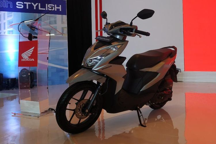 Harga Honda Beat 2020 Mulai Rp 16 Jutaan Halaman All Kompas Com