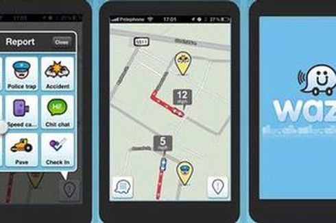 Google Beli Aplikasi Peta Waze Rp 12 Triliun, Buat Apa?